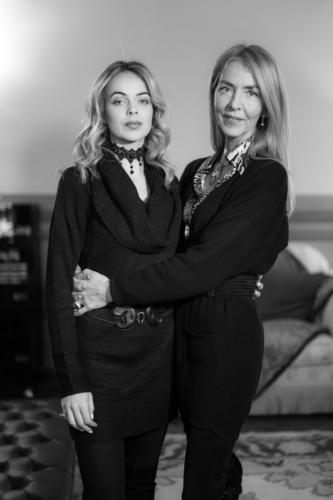 Drusilla e Stefania Gucci