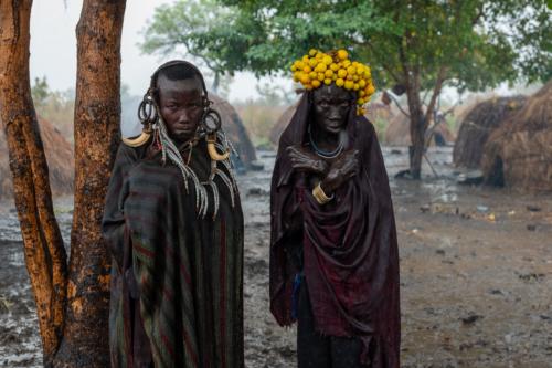 Mursi women Ethiopia