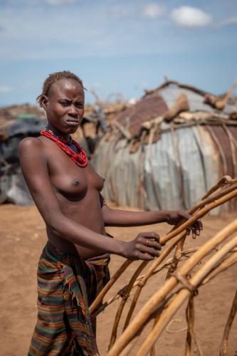 Dassanech woman Ethiopia
